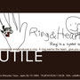 [ Ring&Heart  笑顔の連鎖 ]  2008  DM