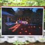 東林院「梵燈のあかりを親しむ会」のポスター