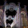 フロントーネ(神戸ルミナリエ2019/仲町通り)①(兵庫県Kさん写真提供)