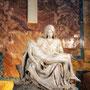 ピエタ像(ミケランジェロの代表作)