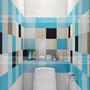 "дизайн ванной комнаты Керама Марацци (Kerama Marazzi) ""Калейдоскоп"""