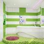 дизайн ванной комнаты NOVOGRES (Испания)