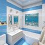 дизайн ванной комнаты NOVOGRES (Испания) HIPNOTIC