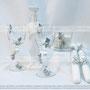 Свадебный набор на заказ, свадебные бокалы для вина, семейный очаг.