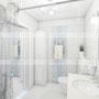 "дизайн ванной комнаты Азори (Azori) ""Sanmarco grey"""