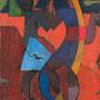 La Sardane - 1947 - Hst - 81/65 - ©Adagp Paris 2014
