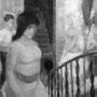 L'espagnole à la rampe - 1959 - Hst - 97/146 - ©Adagp Paris 2014