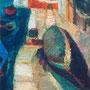 La Barque au soleil (Venise) - 1956 - Hst - 61/46 - ©Adagp Paris 2014