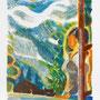 Isabelle au Mont-Blanc - Circa 1972 - 45/34,5 (hors marges) - ©Adagp Paris 2014