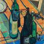 Les bouteilles -1947 - Hst - 60/50 - ©Adagp Paris 2014