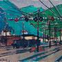 Le Brenner (Autriche) - 1948 - Hst - 55/46 - ©Adagp Paris 2014