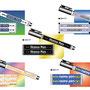 シスタ「ネームペン軸ラベル」デザイン案