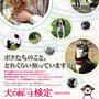PEPPY「犬の検定」ポスター