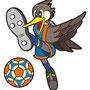 U-VILLAGE(サッカー球技場)イメージキャラクター