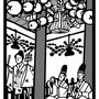 028_相楽神社の餅花
