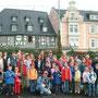 Gruppenbild in Rüdesheim