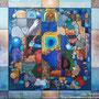 Витражный квадрат (серия), 90х90