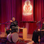 Munich Concert Nov 12 with Glen Velez & Lori Cotler ( Foto G.Roppele )