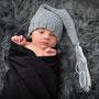 Babyfotos Junge in grau Emmendingen