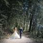 Hochzeitsfotos in Wald bei Emmendingen