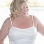 Weisses Hochzeitskleid