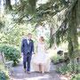 Braut mit Brautkleid von Brautgalerie Kehl