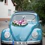 Oldtimer Auto für die Hochzeit in Baden-Baden