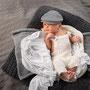 Outfit für Babyfotos