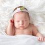 Babyfotos nach der Geburt