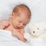 Babyfotos im Stadtpark
