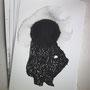Encre de chine, lavis, feutre acrylique sur papier / 2017
