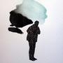 Encre de chine, lavis, aquarelle, encre pigmentée sur papier 325g 32 x 24 cm / 2018