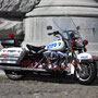 Original NYPD Harley