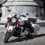 US Polizei Motorrad