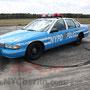 NYPD Fahrzeug mieten