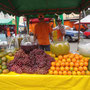 Saft- Stand in Bogota