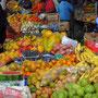 Obst- und Gemüsemarkt in Silvia