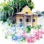 Haus bei San Christoforo
