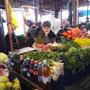 Géogie - les marchés colorés de Telavi