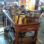 Table rustique en pin  no.607