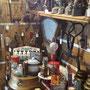 Anciens outils et objets divers