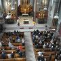 Winterthur, St. Peter und Paul Kirche, Gottesdienst