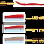 La bordatura della ciaspola