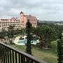 ホテルブリーズベイマリーナからの眺め