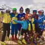 SC-Stoos-Delegation am Finale des Grand Prix Migros 2018
