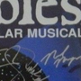 Another autograph from Nick on a poster from ebay