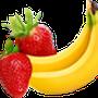 Fresa-plátano