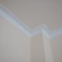 Detail Wand-/Deckenstuck