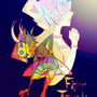 △戦士と◆姫
