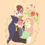 家族。 ゼラニウムの花言葉がとてもとても素敵だったので。